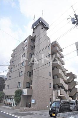 鉄筋コンクリート造のマンションです
