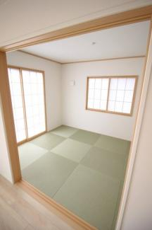 【和室】富士市比奈第9 新築戸建 全4棟 (4号棟)