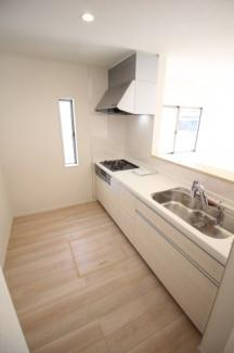 【キッチン】富士市比奈第9 新築戸建 全4棟 (4号棟)