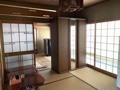 【ダイニング】西脇市富吉上町中古住宅880万