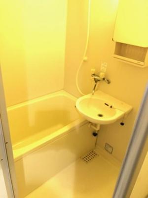 【浴室】ドエルK