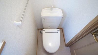 【トイレ】メゾンベルソレイユ