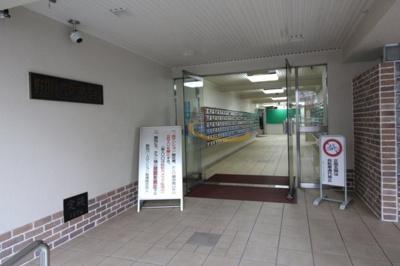 【エントランス】野田パークマンション
