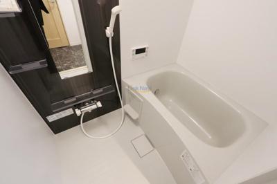 【浴室】野田パークマンション