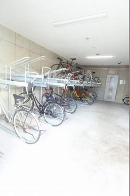 【駐車場】Luxe玉造Ⅱ