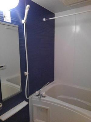 【浴室】スイートアリッサム