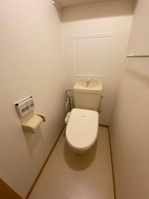 【トイレ】サンメゾン・ヒラソル
