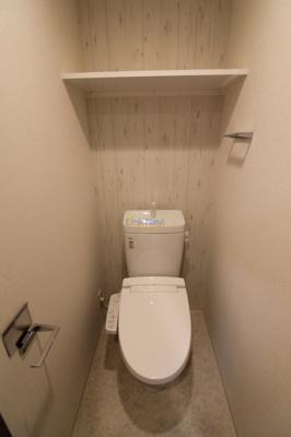 【トイレ】グランカリテ九条南
