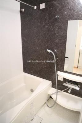 【浴室】ミロワール中板橋