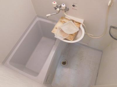 【浴室】ラ・シェトワナミキ