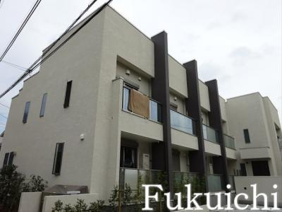 【外観】タウンハウス八雲