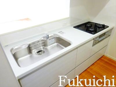 【キッチン】タウンハウス八雲