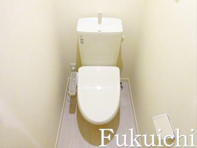 【トイレ】タウンハウス八雲