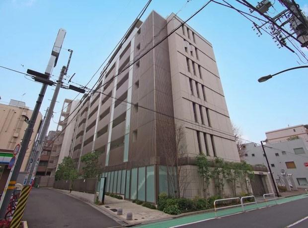 【外観】プラウド神楽坂イースト