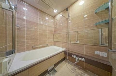 【浴室】プラウド神楽坂イースト