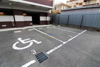 【駐車場】エステムコート大阪ベイエリア