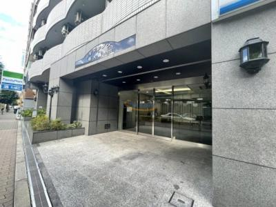 【エントランス】ノルデンタワー新大阪アネックス