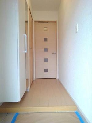 【玄関】サクラスクエア イ-スト
