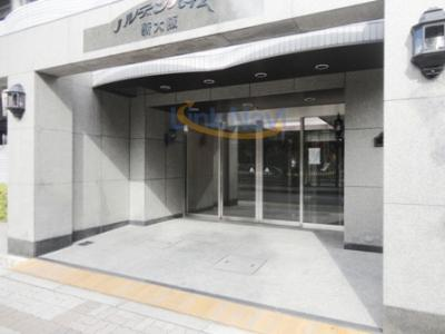 【エントランス】ノルデンハイム新大阪