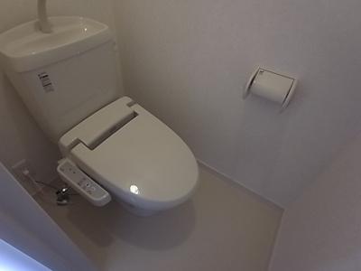 【トイレ】フォレストメゾンエン