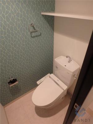 【トイレ】スワンズシティ堺筋本町