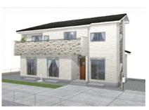 南アルプス市清水 新築戸建オール電化・長期優良住宅の画像