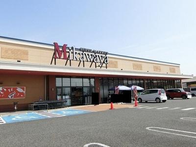 Mikawaya 船町店まで1200m