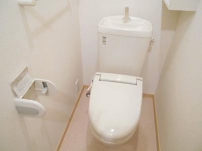 【トイレ】サニーレジデンスB