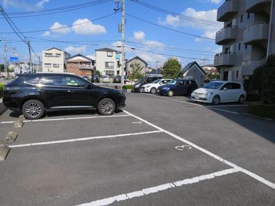 【駐車場】サンパーク芝
