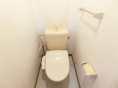 【トイレ】本今ガーデンスクエアB