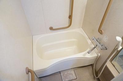 【浴室】佃スカイハイツ