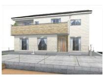 南アルプス市加賀美 新築戸建オール電化・長期優良住宅の画像