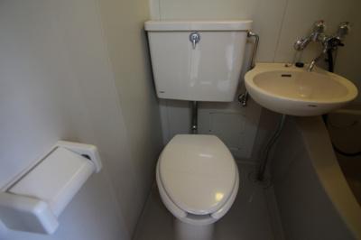 【トイレ】バークレイコート