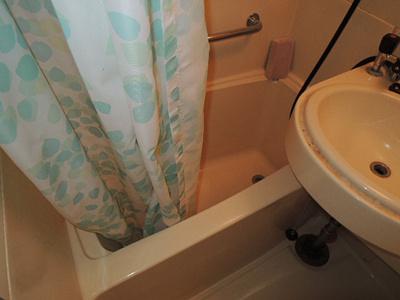 【浴室】サンゼン山手ハイツ