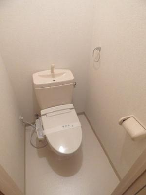 【トイレ】サンビルダーパールビル