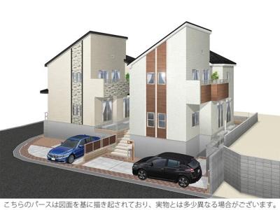 長期優良住宅/耐震等級3取得/断熱等性能等級4取得/住宅性能表示W取得!4LDKの新築戸建です♪