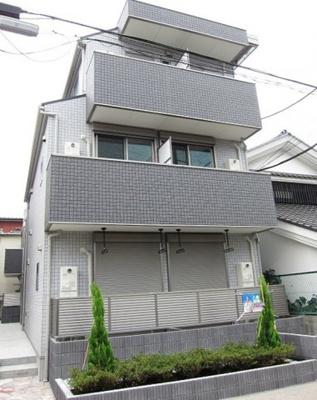 京急空港線「大鳥居」駅より徒歩6分のアパートです