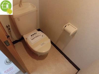 【トイレ】カーサ オーラ・ソーレ