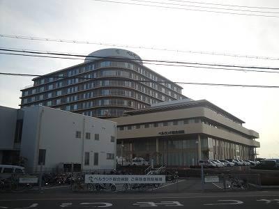 社会医療法人生長会ベルランド総合病院 649m