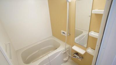 【浴室】フォレスト リバーⅡ