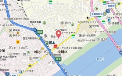 【地図】ルシェルツカモト