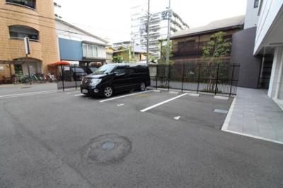 【駐車場】レジュールアッシュ塚本Ⅱ