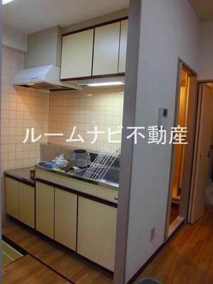 【キッチン】西巣鴨アートキンズコート