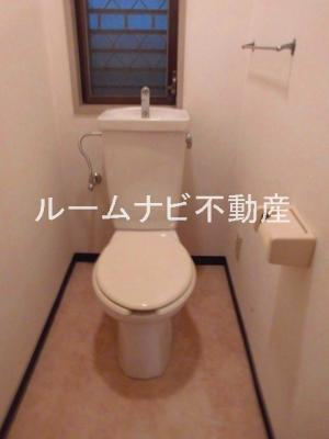 【トイレ】西巣鴨アートキンズコート