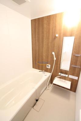 【浴室】グリーンサイド野田