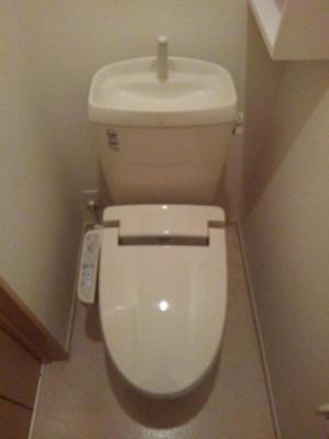 【トイレ】メゾン・フルールA