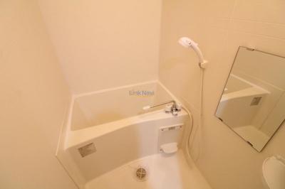 【浴室】ライジングコートベイシティ西九条ノース