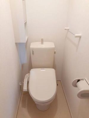 【トイレ】グロリオサ