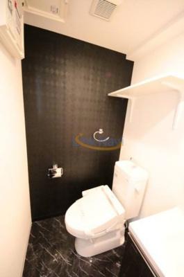 【トイレ】クリスタルグランツ西本町