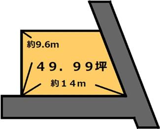 【土地図】若宮 300万円